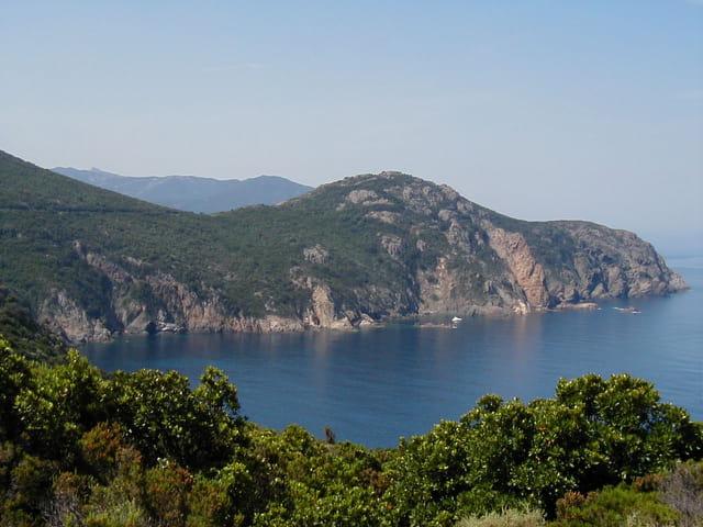 Montagne à la mer