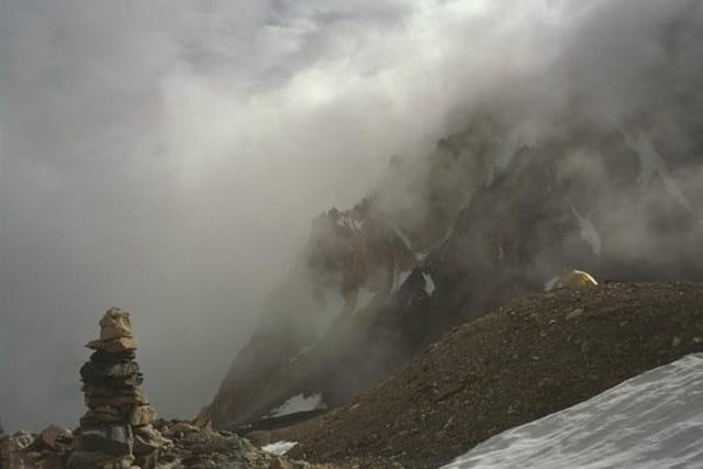 Montagne au népal