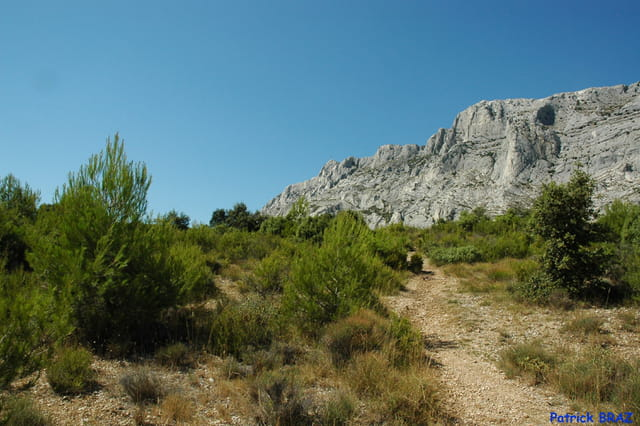Montagne de la Sainte-Victoire