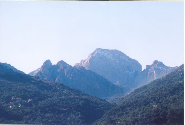 Montagne kabyle