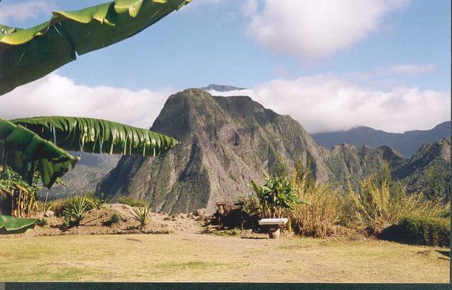 Montagne réunionaise