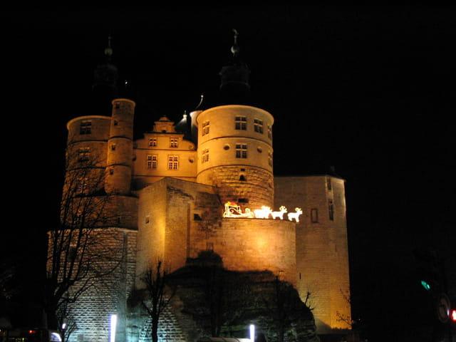 Montbéliard le chateau