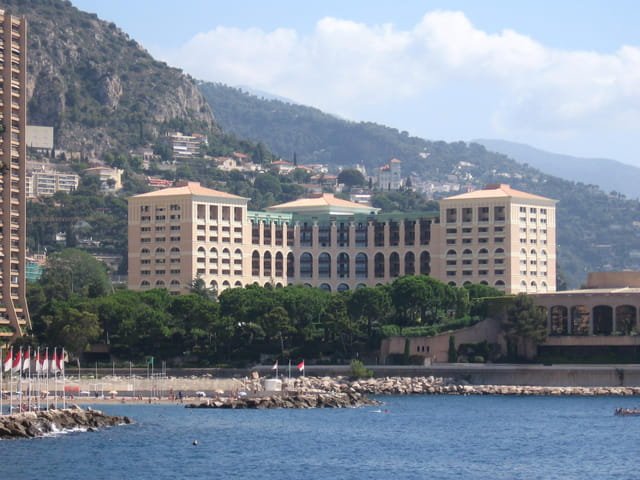 Monte carlo bay hotel - resort