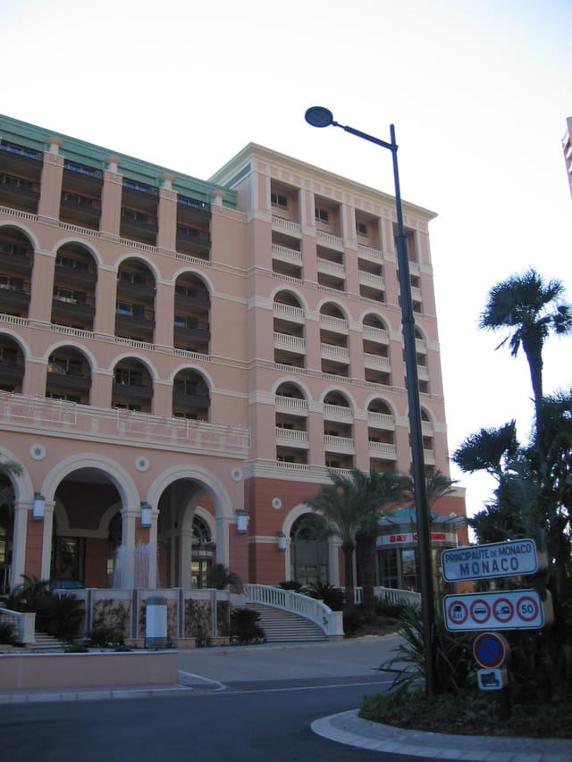 Monte Carlo bay, hôtel-Resort