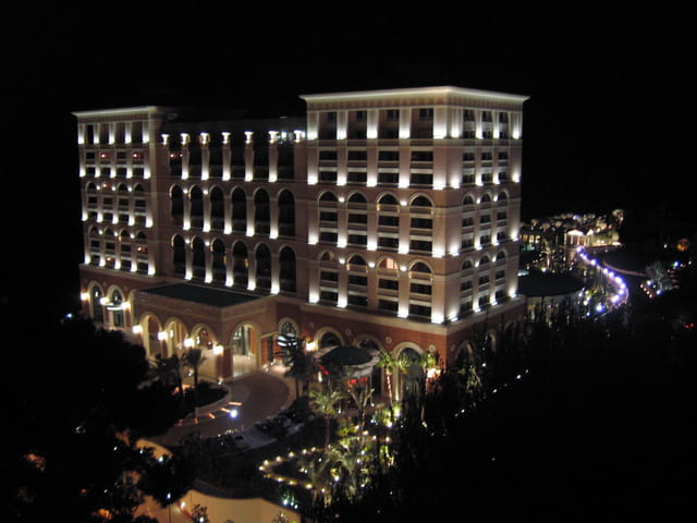 Monte carlo bay hotel-resort