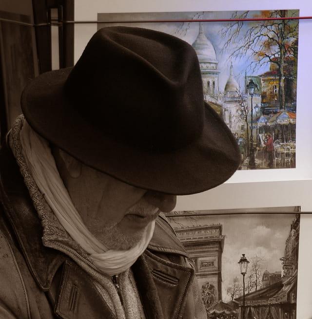 Montmartre en ce temps là .....