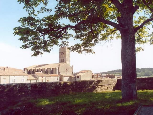 Montolieu, le village du livre