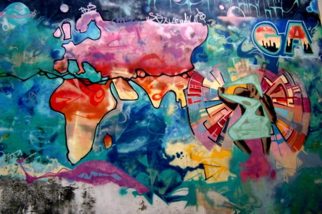 Montreuil et ses fresques