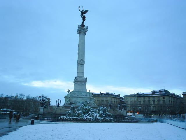 Monument aux girondins et à la répu