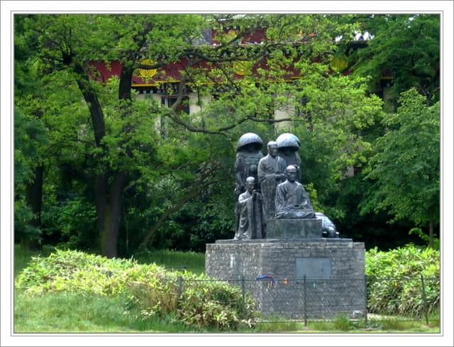 Monument boudhiste