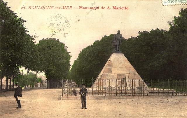 Monument de a.mariette