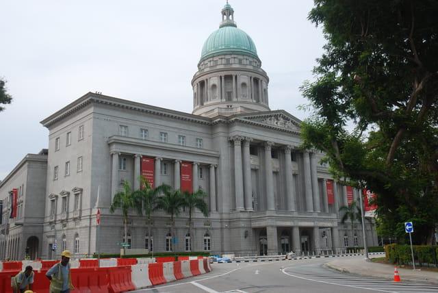 monument de Singapour