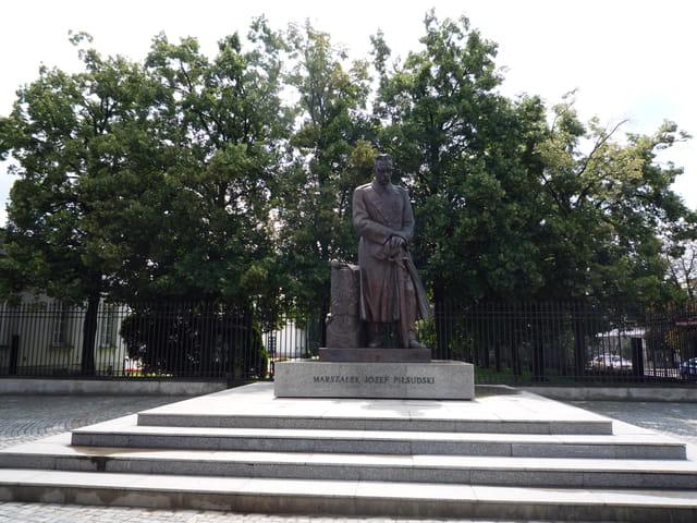 Monument du maréchal Józef Pisudski