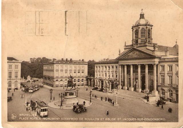 Monument Godefroid de Bouillon