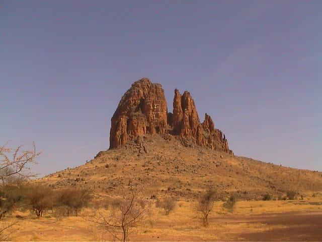 """""""Monument Valley"""" d'Afrique"""