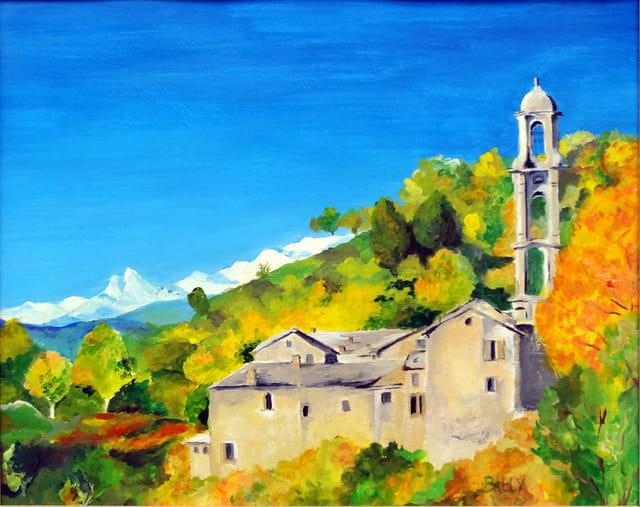 Morosaglia  (Corse)