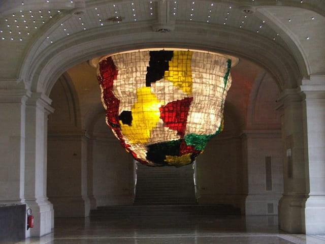 Mosaique de lumière