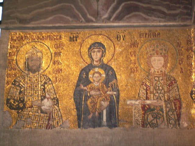 Mosaique Sainte Sophie