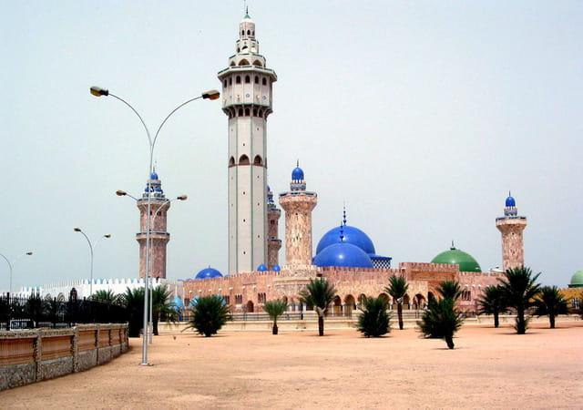 Mosquée aux cinq minarets