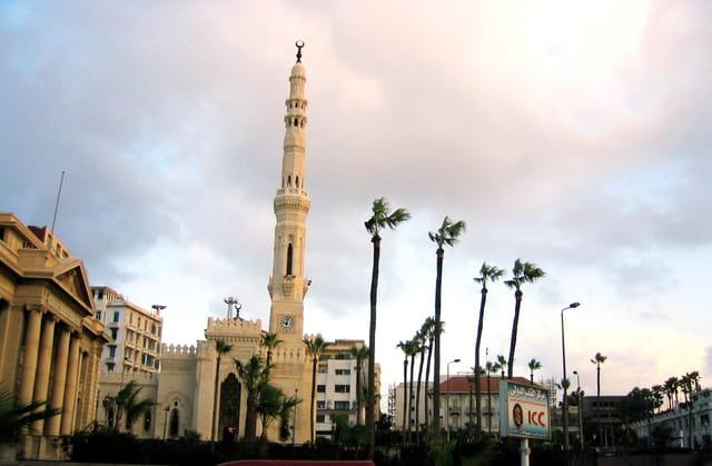 Mosquée d'Alexandrie