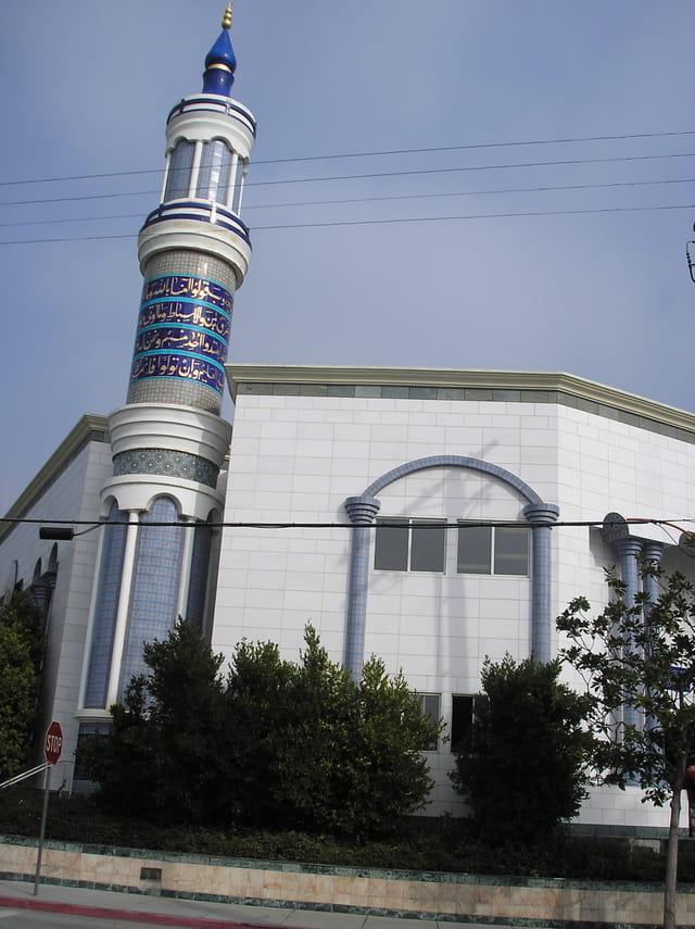 Mosquee de los angeles