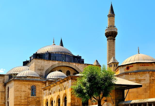 Mosquée de Mevlana