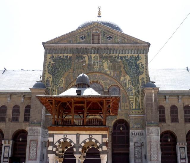 Mosquée des Omeyades