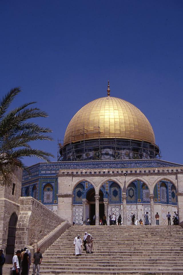 Mosquée du temple