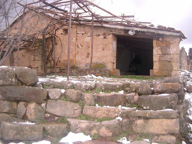 Mosquée du village Chebel