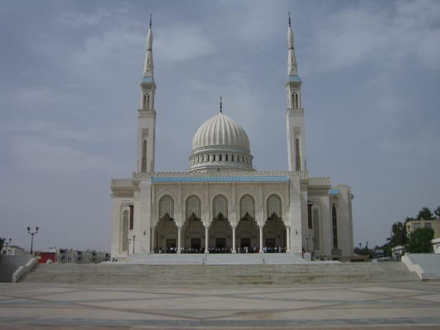 Mosquee emir abdelkader constantine