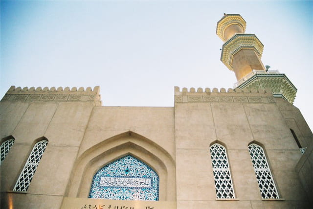 Mosquée omanaise