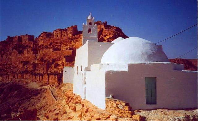 Mosquée tunisienne