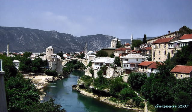 Mostar(Bosnie herzégovine)