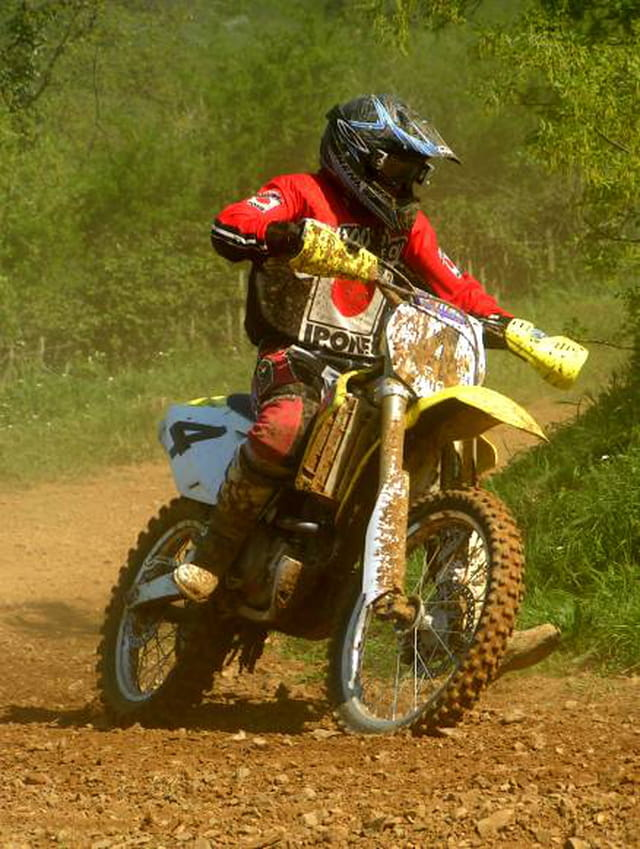 MOTO CROSS DE THOUARS