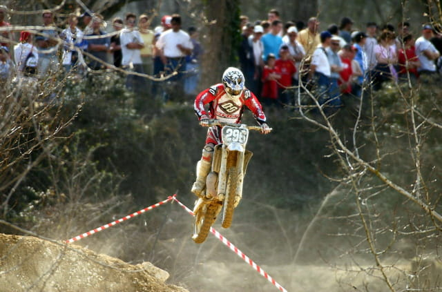 Moto cross national
