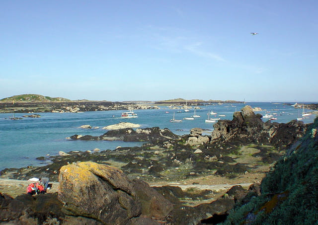 Mouillage Chausey