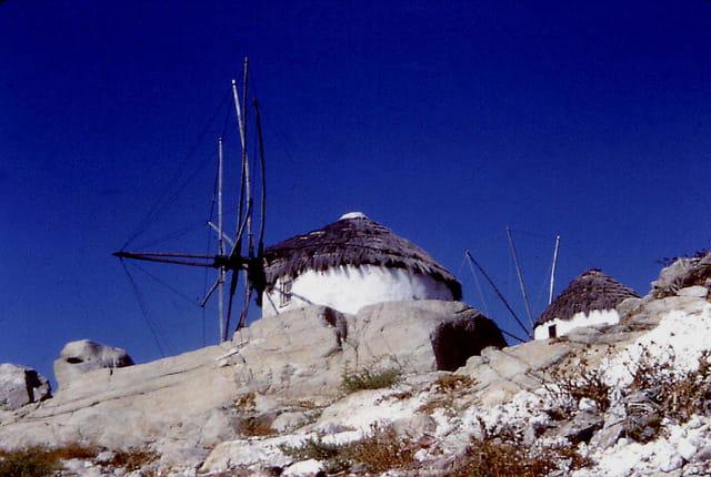 Moulin à Mykonos
