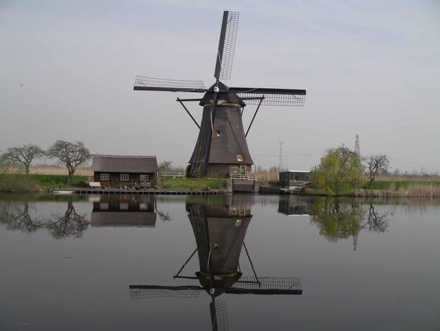 Moulin avant