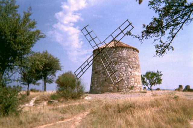 Moulin de nissan