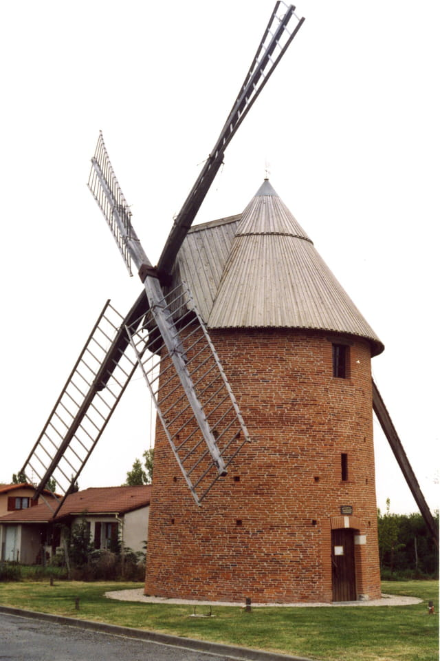 Moulin de Saint Lys