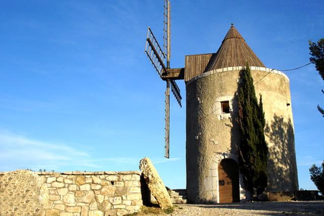 Moulin de ventabren