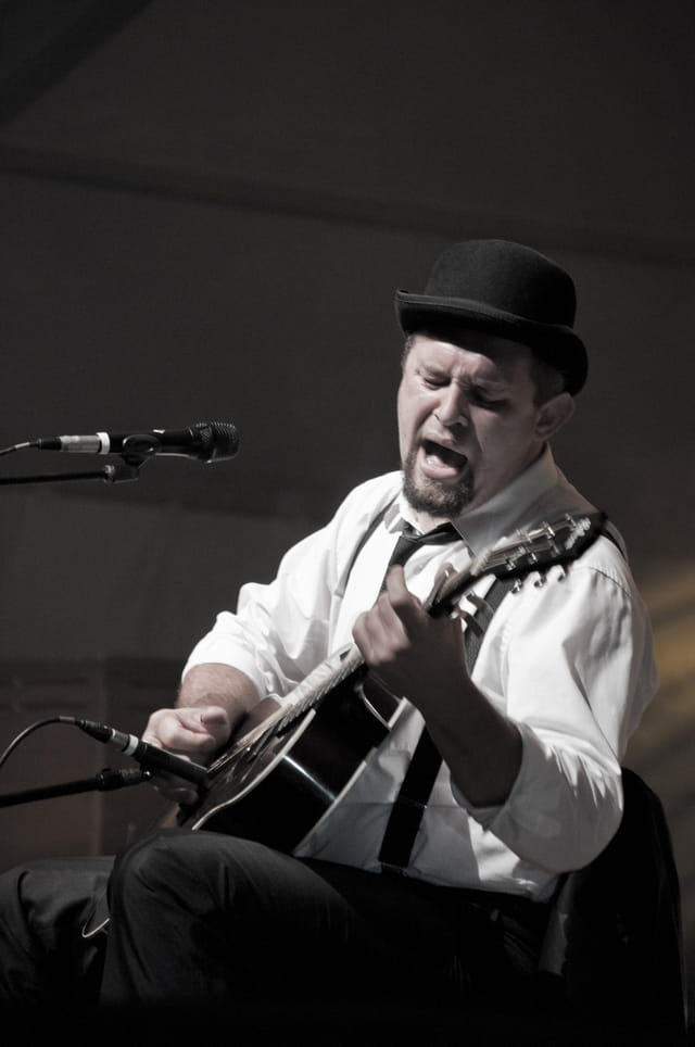 Mountain men - Festival de Blues 2011 - Le Creusot