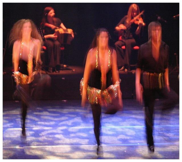Mouvement (7) danse celtique