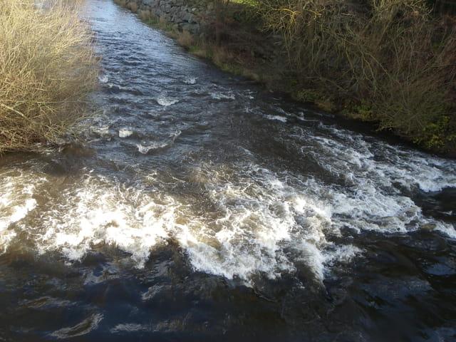 Mouvement de l'eau