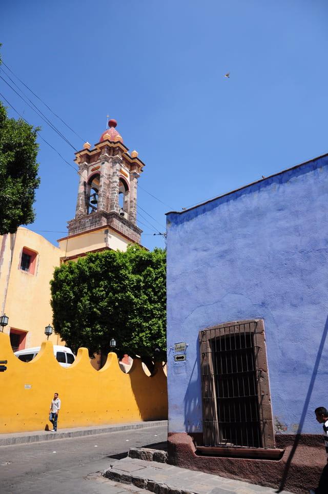 Couleurs de San Miguel de Allende
