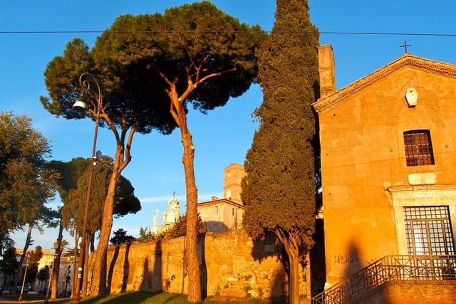 murs de Rome