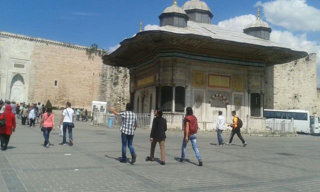 musée AYA SOFYA Istanbul