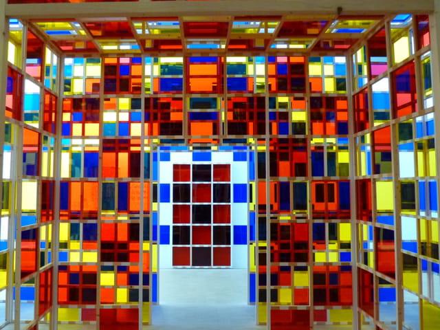 mus e d 39 art moderne de villeneuve d 39 ascq par christian. Black Bedroom Furniture Sets. Home Design Ideas