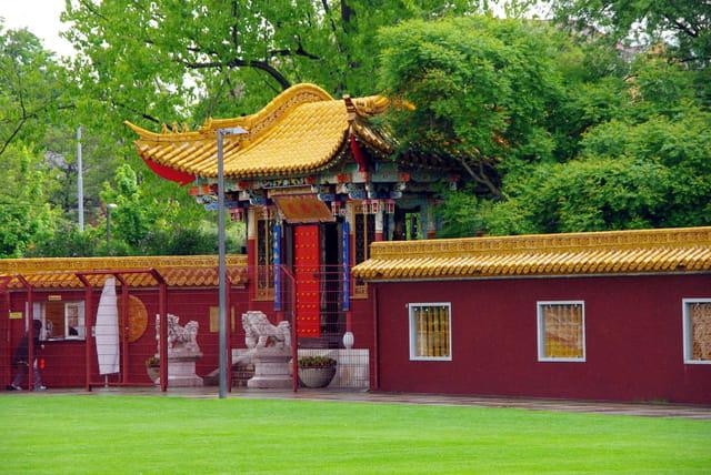 Musée du jardin chinois