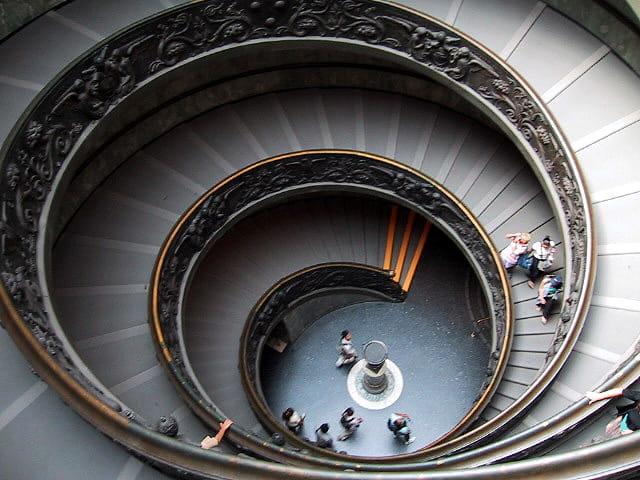 Musée du Vatican - Sortie